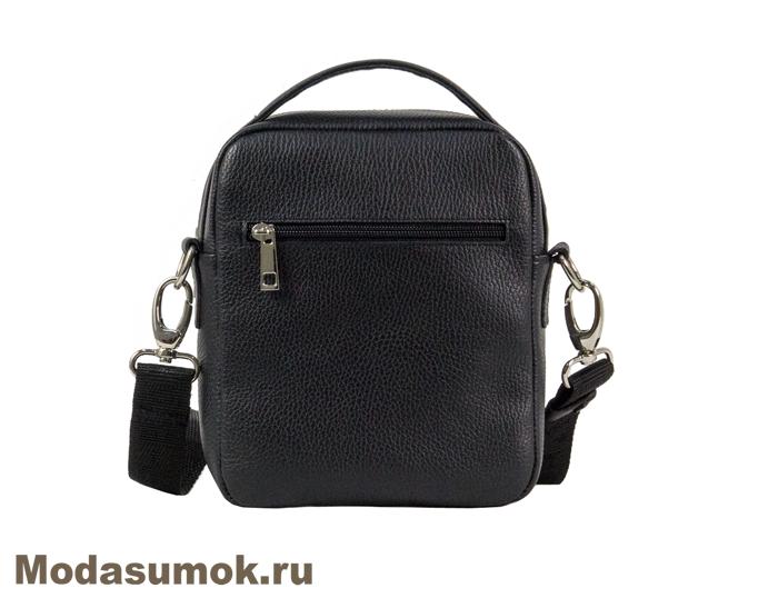 47c6f05ddceb Сумка-планшет мужская из натуральной кожи Alexandr P 15 черная. В наличии